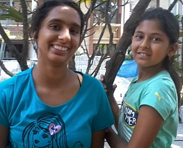 asawari and aastha